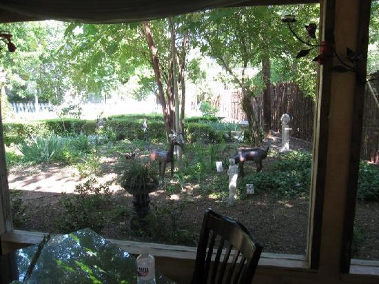 Farm Haus Bistro: Picture Window