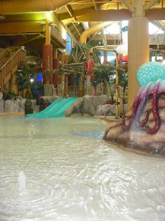 Cedar Point's Castaway Bay : Toddler Pool
