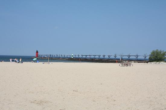 South Haven, MI: Southshore Beach