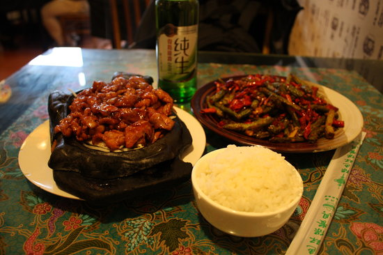LuoGu DongTian: Amazing fresh and tasty chinese food.