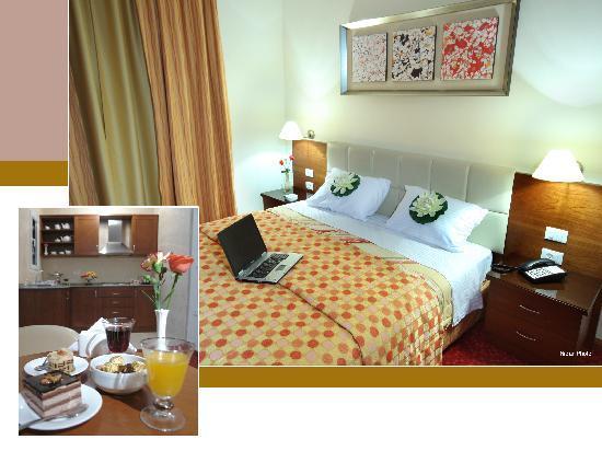 Alkhaleej Hotel: double