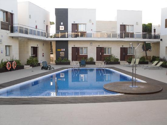 Aparthotel Novo Sancti Petri : Piscina del Hotel