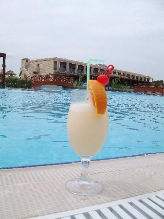 ‪‪Holiday Village Rhodes‬: pina colada‬