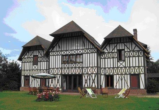 La Haye-Malherbe, Francia: Chambres d'hôtes : le Pommier Doux