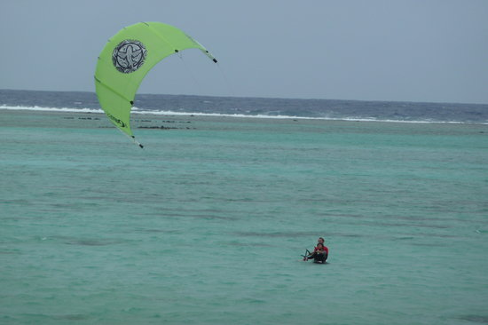 LEK Rarotonga : Learning to fly