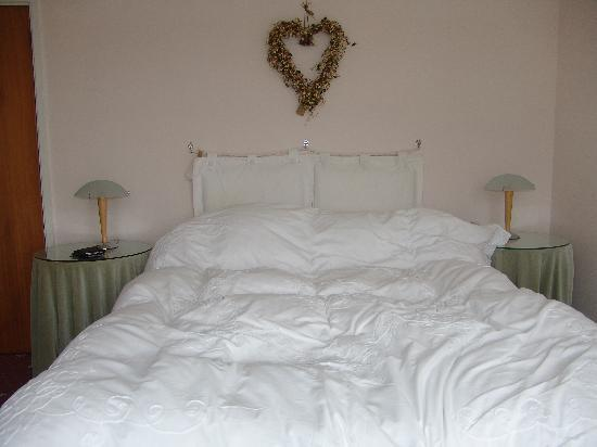 Craig-y-Nos Bed and Breakfast: Double Room