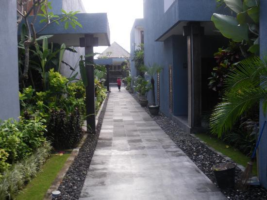 โรงแรมดาโนยา วิลล่า: Danoya villas