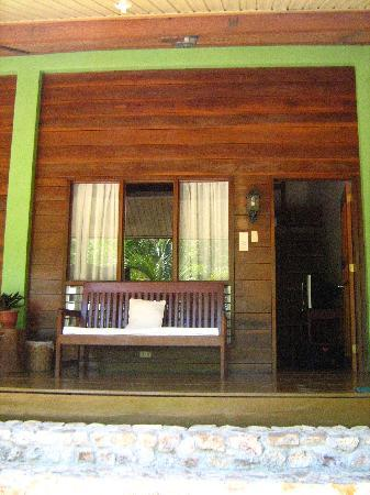 Busuanga Island Paradise: our room