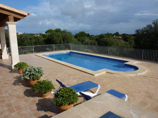 Villa Rito Nou: pool
