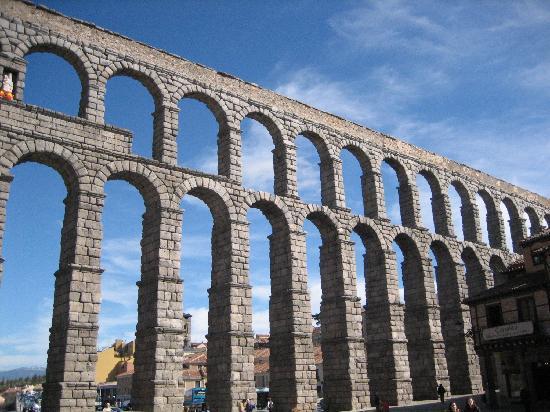 Aquädukt von Segovia: ローマ首藤橋2