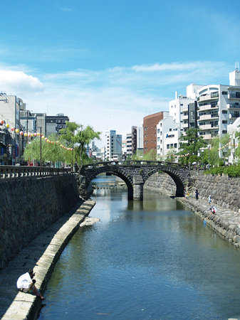 Spectacles Bridge (Meganebashi)