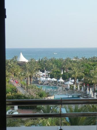 view from room 229 views across pool &sea