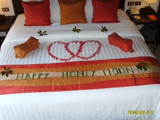 Bandara Resort & Spa: the effort made by the staff