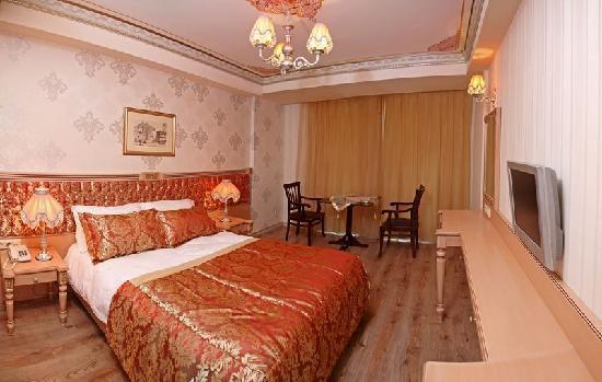 Albatros Premier Hotel: Superior Double Room