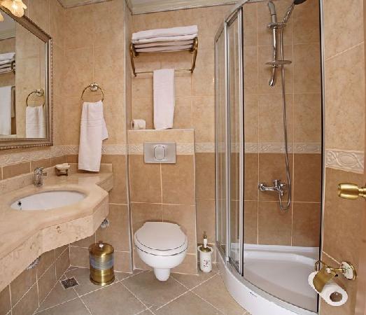 Albatros Premier Hotel : Superior Room Bath