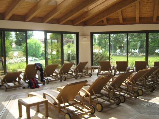 Hotel Garden Terme: Ruhe- Oase