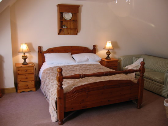 Offham, UK: Bedroom