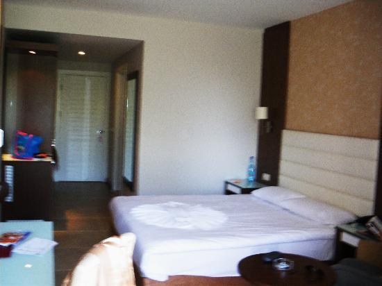 Omer Holiday Resort: chambre spacieuse