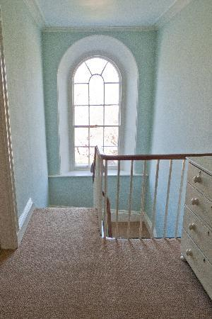 The Old Parsonage: Upstairs hallway