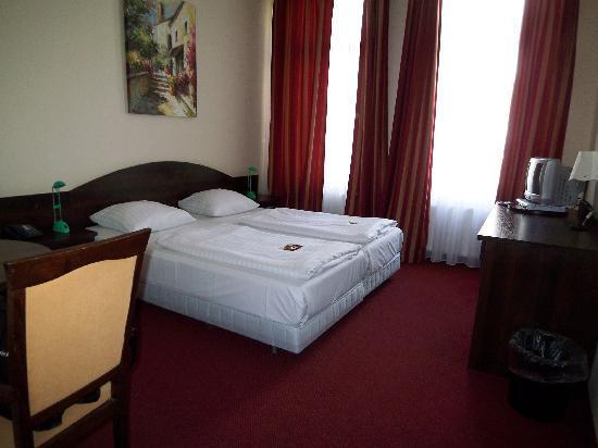 Hotel Polo Hamburg: Zi. 208