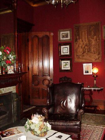 ذا هاري باكر مانشن: Reading Room
