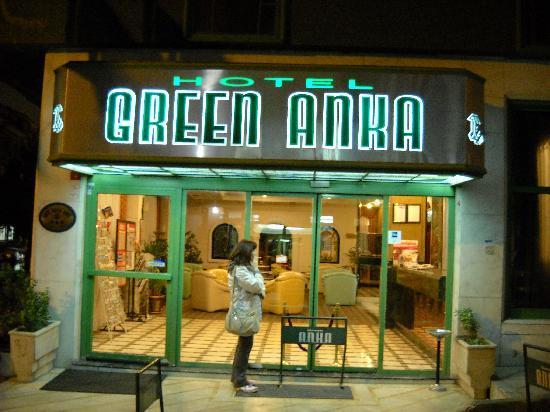 Green Anka Hotel : Esterno dell'hotel