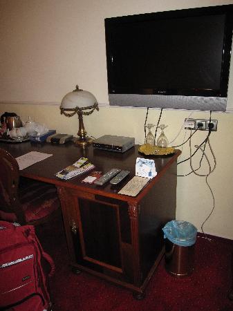 Hotel General: radio e tv satellitare