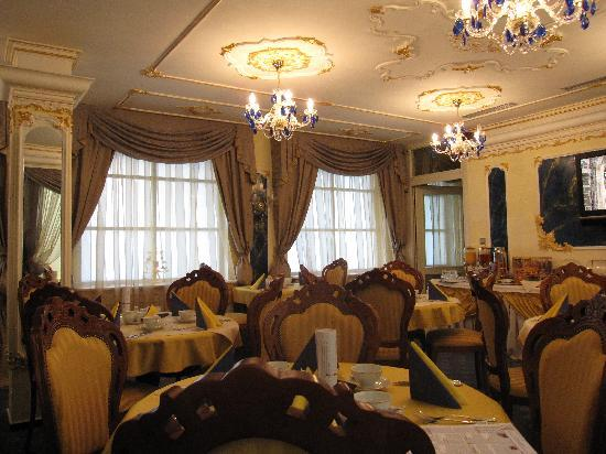 Hotel General: il ristorante