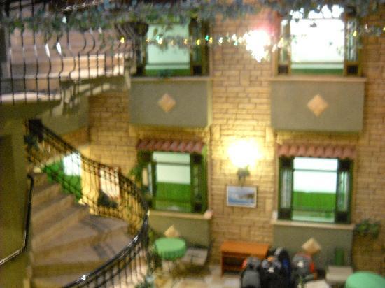 Pamuksu Boutique Hotel: Cortile interno