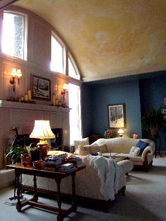 Gracehill Bed & Breakfast: Living Room