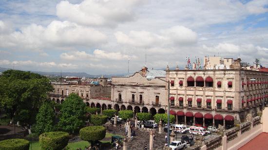 foto de mision catedral morelia morelia vista desde la terraza del rh tripadvisor com mx