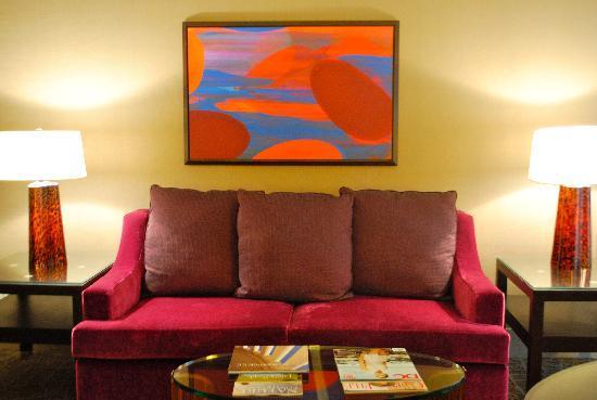 Kimpton Hotel Palomar Washington DC: King Spa Sofa