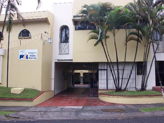 Taranova-Villas Palmas: Entrance
