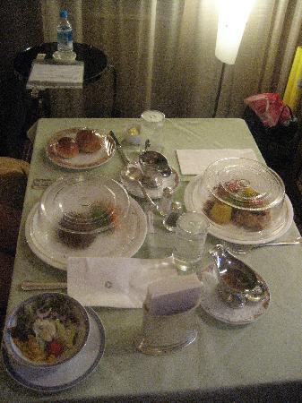 Hotel Okura Fukuoka: Servicio de habitaciones