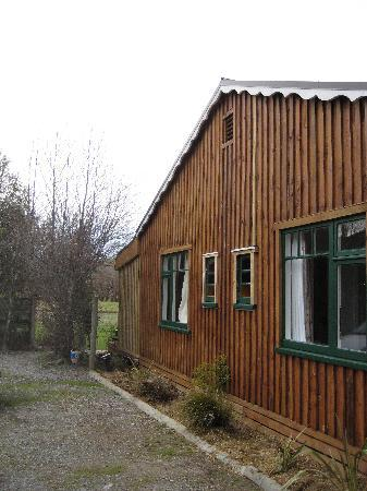 Mingary Farmstay B&B Accommodation: A view of the house.