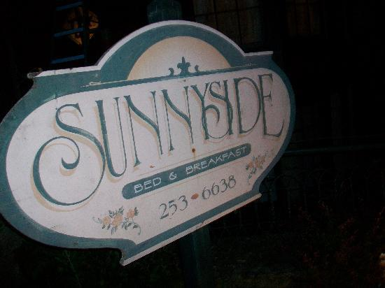 ‪‪Sunnyside Inn Bed and Breakfast‬: sunnyside inn‬