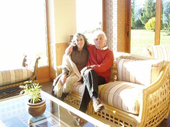 Casa Molino: Jardín de invierno