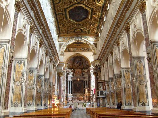 Amalfi, Itália: inside