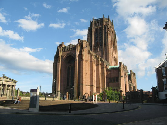 Liverpool, UK : Cattedrale