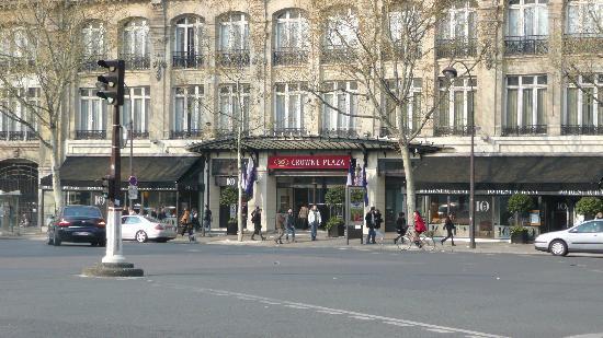 Hotel Paris Crowne Plaza Republique