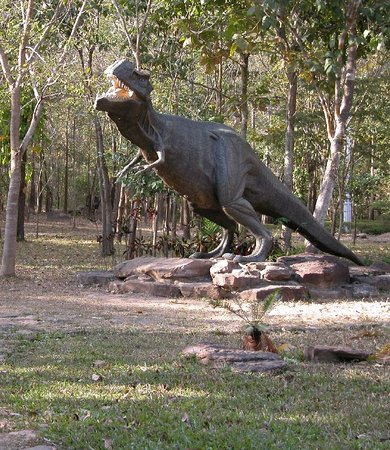 Phu Faek Forest Park: entrata del parco
