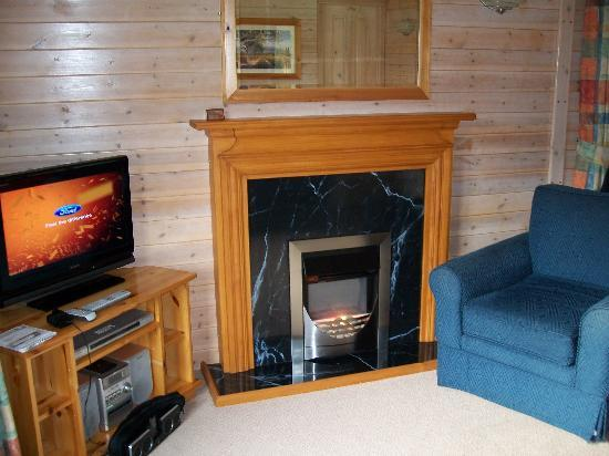 Darwin Forest Country Park: Lounge