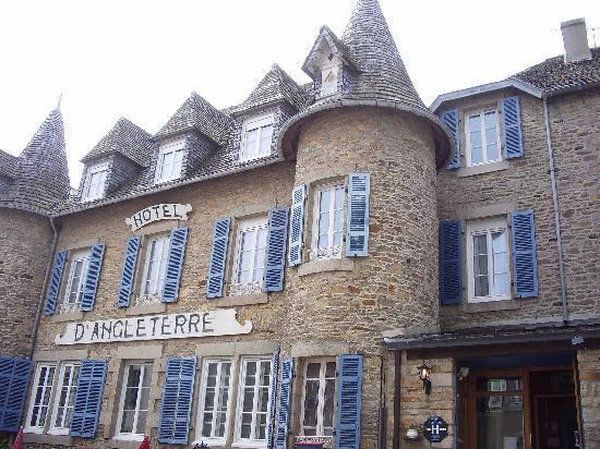 Hotel D'Angleterre, Roscoff