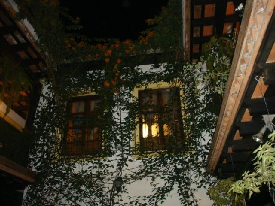 أوتيل بوزادا ديل إيرمانو بيدرو: interior del hotel