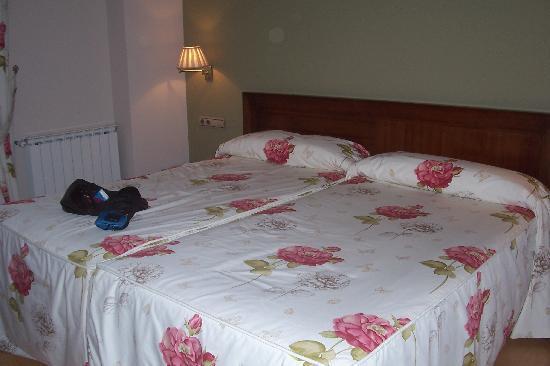 Hotel Atalaia : Habitación