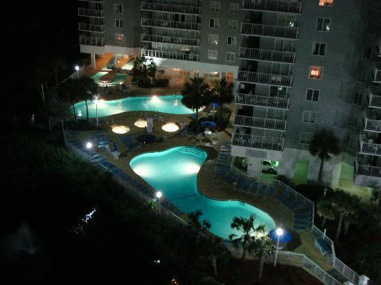 Sea Watch Resort : Sea Watch South Pool Area