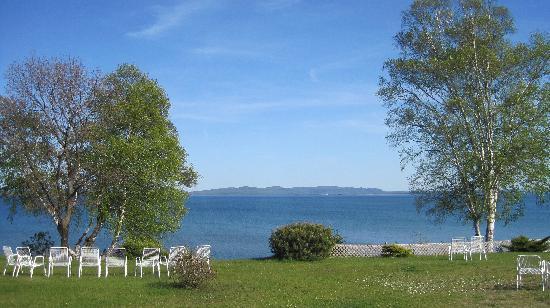 Lake Shore Salzburger Hof Resort: View from our room