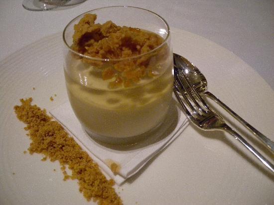 Emirates One&Only Wolgan Valley: dessert