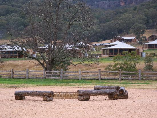 Emirates One&Only Wolgan Valley: one of the outdoor activities