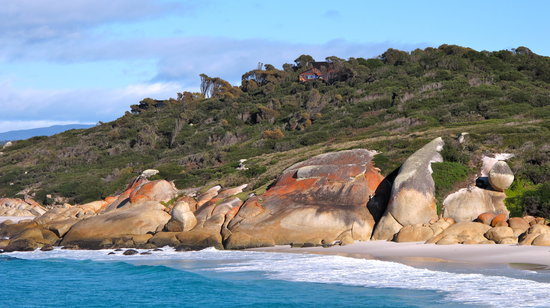 Mount William National Park, Australia: Bay of Fires Lodge